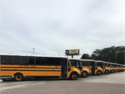 The Lake County (Fla.) Schools board agreed to a $1.2 million deal to install new Motorola radio systems on all of the district's school buses.