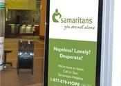 MBTA, Samaritans launch suicide prevention campaign