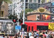 Photos: San Diego MTS service at Comic Con 2014