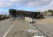 Inadequate highway markings led to deadly Greyhound crash: NTSB