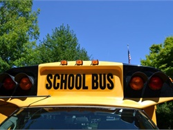 School buses are included in the vehicle types that are eligible for the latest round of DERA funding.