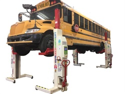 Stertil-Koni is contracting with Educational Services Commission of New Jersey for the sale of vehicle service lifts and accessories.