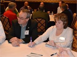 At SBX, school transportation leaders from around the country brought their own experiences to the table and shared them with colleagues.