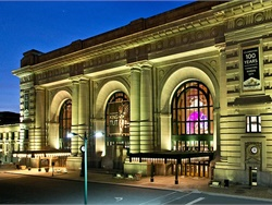 More than just a train station, Kansas City, Missouri's Union Station also offers educational exhibits, entertainment, restaurants, and shopping. Photo by Union Station Kansas City Inc.