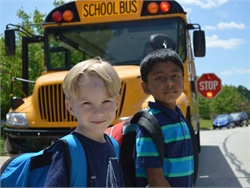 "Districts and contractors can get a free copy of School Bus Safety Co.'s new ""Danger Zones"" program, along with safety PSAs and a poster."
