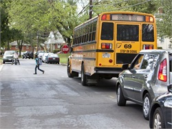 A newly proposed bill in South Carolina would apply when a vehicle illegally passes a school bus and is recorded by a stop-arm camera, but the driver can't be identified.