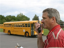 Scott Goble has served as director of transportation for Canandaigua (N.Y.) City School District for more than 25 years.