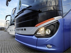 Daimler AG's bus division awarded Rev Coach LLC the North American sales rights for the Setra motorcoach brand.