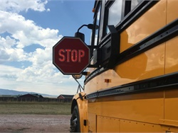 H4696 would considerably raise penalties for illegally passing school buses in South Carolina and allow the state to overrule decisions made on the locations of some school bus stops. File photo courtesy Sheridan County (Wyo.) School District