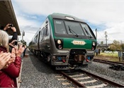 Sonoma-Marin rail system carries 100,000th bicyclist