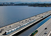 City to sue Sound Transit, WSDOT over light rail expansion plans