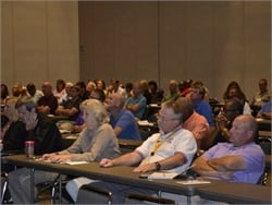 This year's Southeastern States Pupil Transportation Conference will take place in Tampa, Florida, in July. Seen here is the 2015 event.