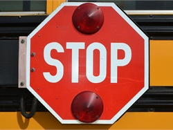 A-3798 would allow school districts to deploy school bus stop-arm cameras and requires the video to be reviewed by law enforcement, who would determine if a citation should be issued to the driver.