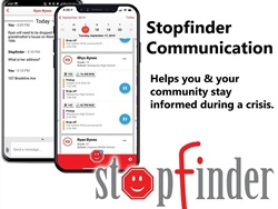 The Stopfinder Communication tool will be available free of charge to all North American school districts for the remainder of the 2019-20 school year. Photo courtesy Transfinder