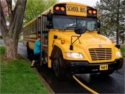 STI, North America's third-largest school bus contractor, will be purchased by a group led by CDPQ, STI's largest shareholder.