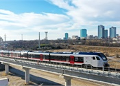 Trinity Metro begins TEXRail commuter service to DFW airport