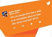 TTC etiquette campaign uses customer tweets