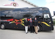 CH Bus Sales delivers 500th Temsa in the U.S. market