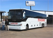 CH Bus delivers Temsa TS-45 to Texas