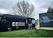 CH Bus Sales delivers Temsa TS35 to Arrow Stage Lines
