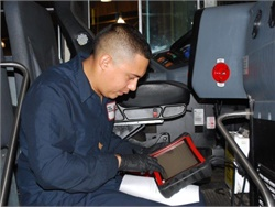 The nonprofit TechForce Foundation found that postsecondary supply of new vehicle technicians has not kept up with a spike in demand. File photo courtesy Houston ISD