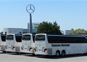 Thrasher adds Setra S 417s for Mercedes Benz contract