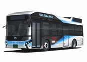 Toyota delivers first fuel-cell bus to Tokyo