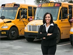 Tracy Mack-Askew of Thomas Built Buses was honored for her leadership in business and philanthropy.
