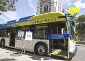 UCLA adds 2 BYD electric buses, boasts all clean fuel fleet