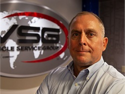 Kirk Dawson has been named vice president and general manager, the Americas, for Vehicle Service Group, parent company of 13 equipment brands, including Rotary.