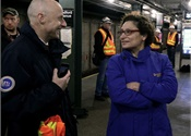 NY MTA's managing director, Hakim to depart post