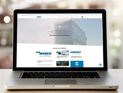 Wabco's new website and literature-on-demand center includes access to literature and video covering nearly 75 Wabco products. Photo courtesy Wabco