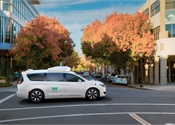 Waymo begins offering rides in self-driving cars