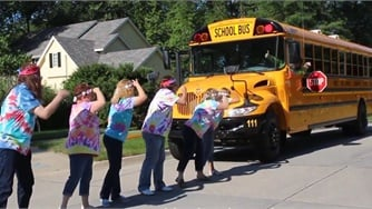 School Bus Songs: 'Follow the Rules'