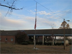 National and state pupil transportation groups have offered their condolences to those impacted by the fatal crash in Chattanooga, Tennessee. Here, a flag is at half-staff at Woodmore Elementary in Chattanooga.