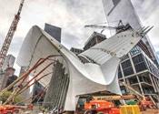 [Photos] World Trade Center Transportation Hub