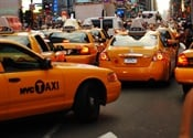 Uber, taxicabs vying for New York MTA paratransit contracts