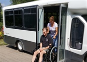 ARBOC's Mobility Bus #1 back in service