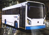 Lion Electric Co. introduces 26-foot all-electric midi/minibus