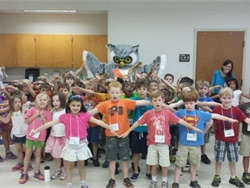 "The SOAR concept originated at Forsyth County Schools in Cumming, Georgia. Here, Forsyth students join Elvis the Safety Owl in pledging to ""SOAR"" — in other words, to be ""Safe, Orderly, and Respectful."""