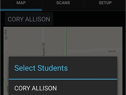 The Beaverton School District's transportation department is now offering parents the My Stop bus tracking app from Versatrans.