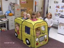 A Love for School Buses, Part 1