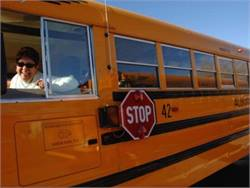 Albuquerque Public Schools' student transportation services department hosted a back-to-school training conference for more than 400 bus drivers and aides.