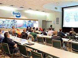 Bendix Commercial Vehicle Systems and Bendix Spicer Foundation Brake will offer 17 in-person brake training sessions in 2016. Registration is open for the complete schedule of sessions, which kicks off on March 22 in Owosso, Michigan.