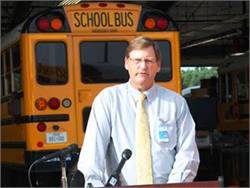 Texas pupil transportation stalwart Brian Weisinger will step down from his district position but will remain active in the industry.