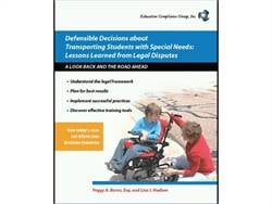 Book covers key cases in special-needs transportation