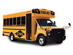 Collins to build CNG buses