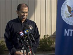 Christopher Hart confirmed as NTSB chairman