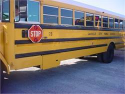 District aims to get parents on board with new bus code of conduct.  Danville (Va.) Public Schools' ...