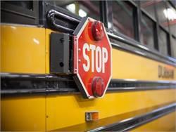 Contractors spotlight School Bus Safety Week